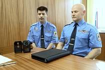 Městská policie představila nové fotopasti.
