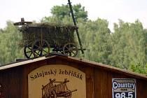 Salajnský žebřiňák patří k velmi oblíbeným akcím regionu.