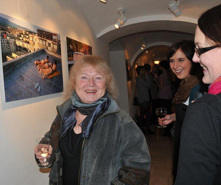 V chebské Galerii 4 začala poslední výstava letošního roku.