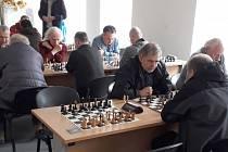 Ze života chebského šachu.