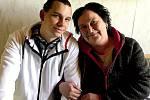 DITA ORTHOVÁ se se synem nakonec setkala.