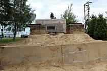Rekonstrukce úpravny vody potrvá do konce září