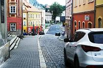První etapy úprav za 3 miliony korun se ještě v letošním roce dočká chebská Kamenná ulice.
