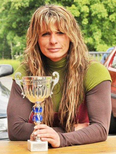 Jana Stöckelová zvažuje účast na podzimním světovém šampionátu v Itálii.