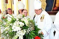 Význam svobody v samotném žití  vyzdvihl při Národní pouti ve Velehradě pražský arcibiskup, primas český Dominik Duka.