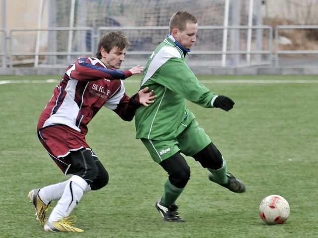 Zimní fotbalový turnaj v Chebu  pokračoval dalším kolem