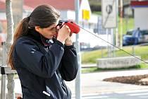 V AŠSKÝCH ulicích se to hemžilo amatérskými a profesionálními fotografy v rámci fotosoutěže Třetí ašský fotomaraton.