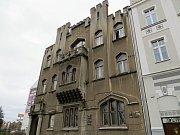 Historický dům v chebské ulici Vrbenského se zřejmě stane památkou.