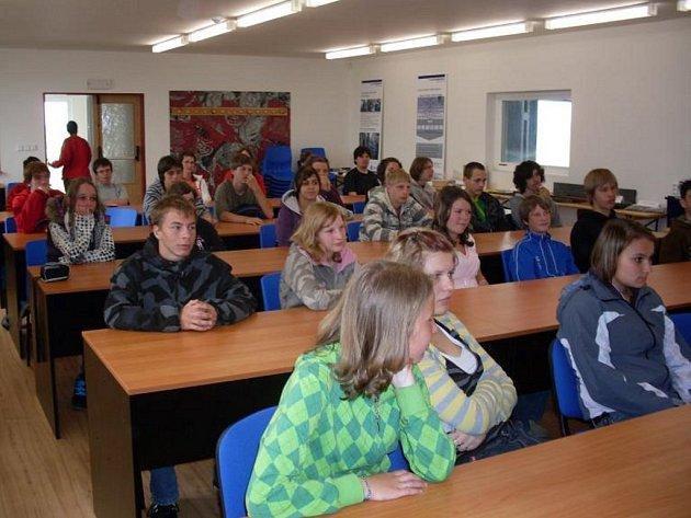 Škola v Hranicích