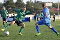 Chebské derby jasně pro FC Cheb