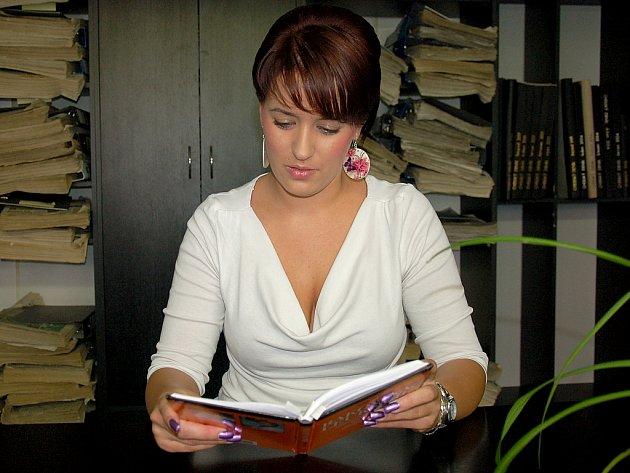 Eva Kosnarová.