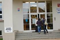 Čtvrtý volební okrsek je ve Františkových Lázních v místní základní škole.