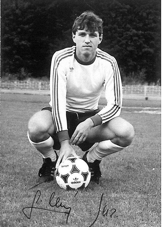 V dresu RH Cheb dlouhá léta nastupoval i současný reprezentační trenér Jaroslav Šilhavý.