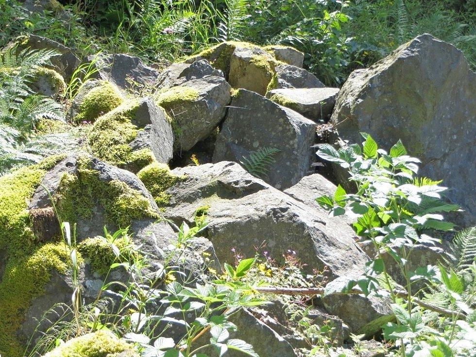DESET MILIONŮ STARÝ vulkán Podhorní vrch nabízí i dnes neuvěřitelný rozhled do krajiny. Tento přírodní útvar se nachází nedaleko nově nalezené sopky u obce Rájov. Ta však dnes již není běžným pohledem zřetelná.