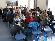 Dvě seismologická a vulkanologická setkání se uskutečnila během dvou dnů ve Františkových Lázních a ve Skalné.