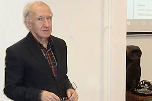 Psycholog Ján Pobežal.
