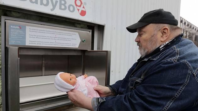 V Mariánských Lázních začne zanedlouho sloužit nový babybox.
