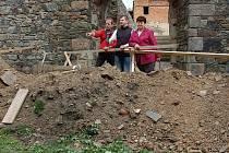 Na necelých pět milionů korun vyjde další oprava severní stěny hradu Cheb.