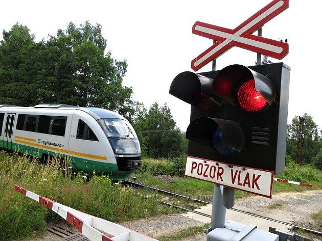 Při velmi velkém horku musejí vlaky v některých případech i snížit svou rychlost.