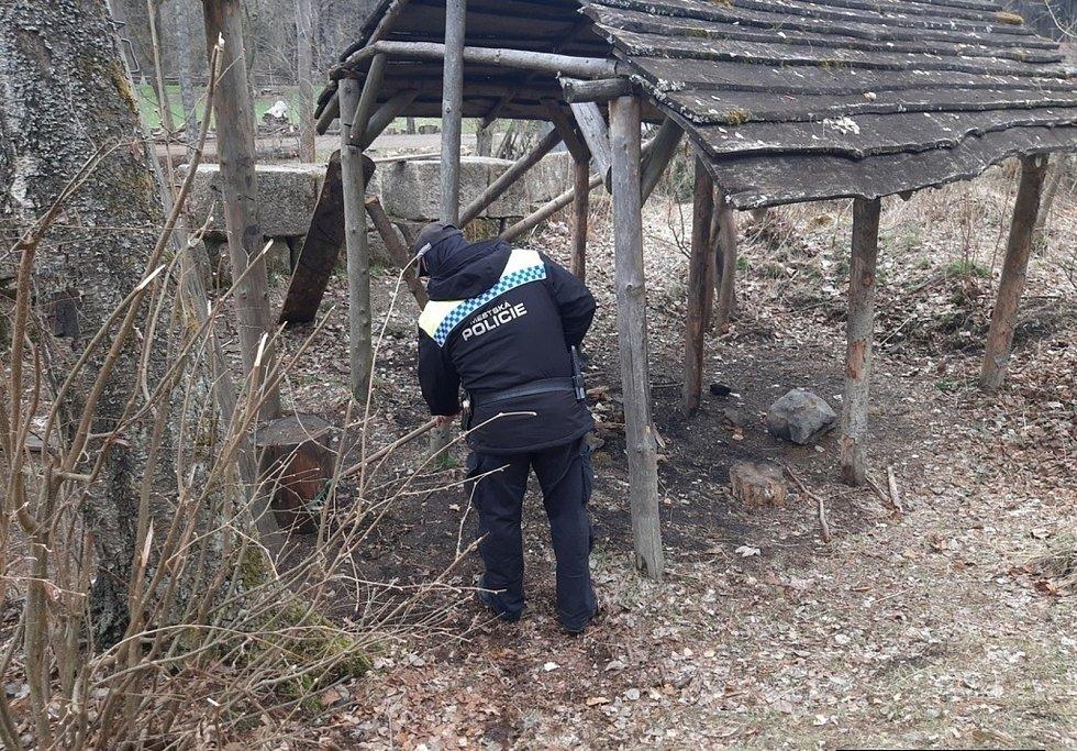 Strážníci Mariánských a Františkových Lázní se zapojili do akce Jehla.