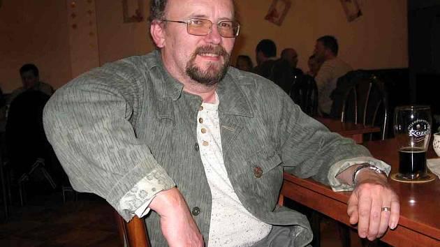 Františkolázeňský zastupitel Jiří Vosala