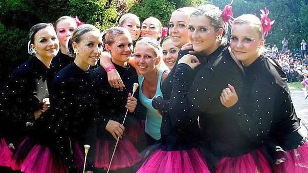 Úspěšné Sportovní taneční studio (TS) Magic Star.