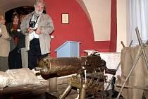Chebské muzeum slavnostní vernisáží představilo novou expozici věnovanou 1. světové válce