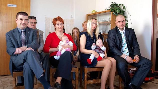 V Pomezí nad Ohří přivítali nové občánky.