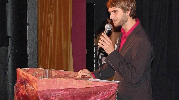 Tomáš Fišer.