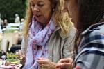 Literární marmeláda se opět po roce konala u Lesního pramene v Mariánských Lázních.