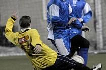 Union Cheb vyhrál zimní fotbalový turnaj ve Františkových Lázních