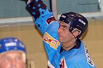 Tomáš Nový z HC Cheb 2001