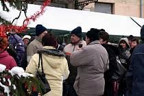 Tradiční vánoční setkání v Lubech.