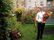 O první místo v kategorii originálních nápadů na květinovou výzdobu nemovitostí se podělila Květa Zilvarová a manželé Pližingrovi
