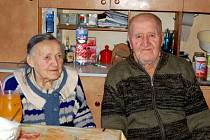 Karel Brtník žije s manželkou už 45 let