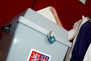Volby v chebském regionu.