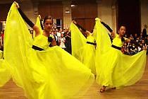 Taneční formace