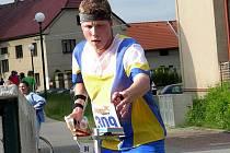 Mariánskolázeňský dorostenec Martin Bína obsadil v orientačním sprintu dvacátou pátou příčku v kategorii H 18 A.