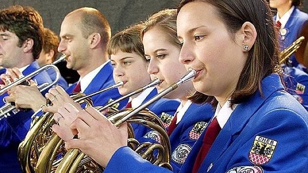 Mládežnický dechový orchestr Cheb