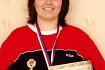 Třetí místo v kategorii žen vybojovala Pavla Viewegová z Aše. Další dvě medaile putují do sokolovské oblasti.