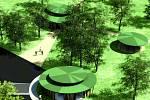 Unikátní rezervace Soos dostane moderní návštěvnické centrum