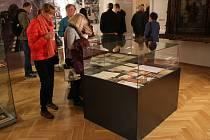 Cheb nebo Eger? Výstavu s tímto názvem je možné zhlédnout v jednom ze sálů takzvané nové expozice