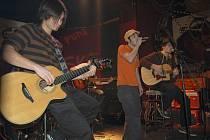 Vítězové Karlovarské rockové mapy skupina Goodfellas.