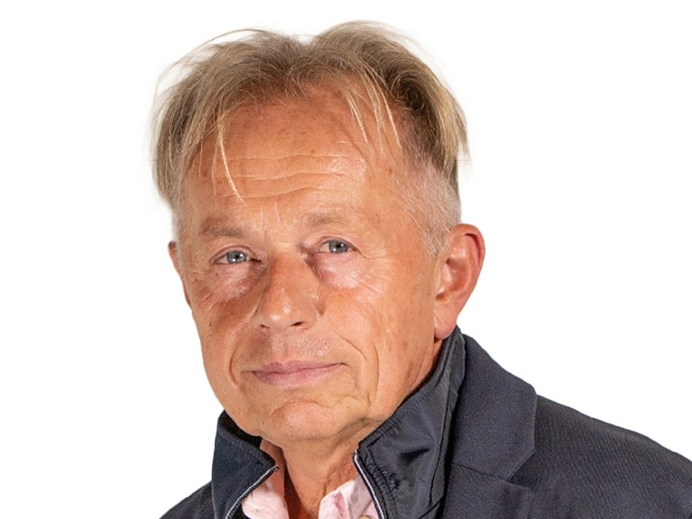 Martin Lojda, 65 let, realitní makléř, Karlovy Vary, PRO Zdraví.