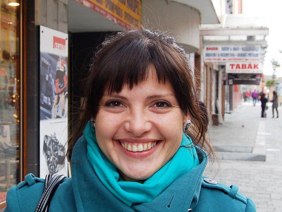 Lenka  Vajašová.