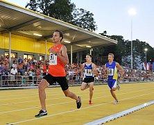 Chebským atletům se daří