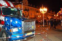 Street party ve Františkových Lázních