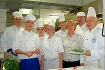 Hotelová škola v Mariánských Lázních oslavila v těchto dnech 80 let své existence