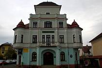 Velká Hleďsebe - budova obecního úřadu