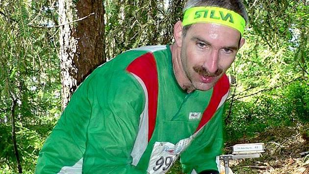 STÁLICÍ  ašského oddílu orientačního běhu je Jindřich Kovář.